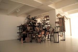 Qui Vive // Rubrique Art de Marine // Les Oreilles de Jankev