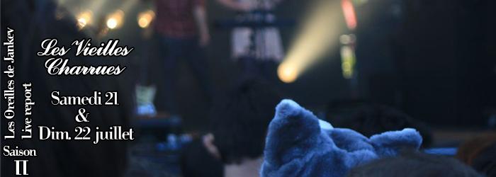 Une - Vieilles Charrues 2012 // Les Oreilles de Jankev