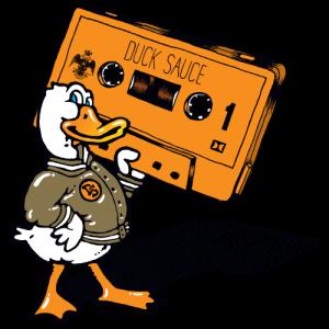 Duck Sauce paye sa tape !