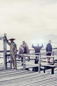 Fantasma, le nouveau projet de Spoek Mathambo !
