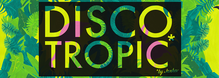 banner discotropic