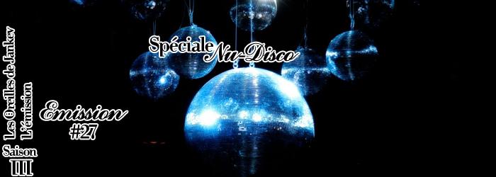 [Emission] S03E27 - Nu Disco